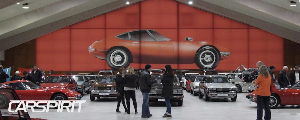Die Toyota Collection – Der Reiz der Vergangenheit